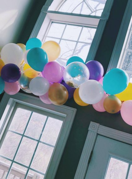 Everything You Need to Know About Balloon Garlands