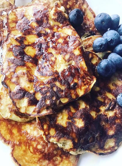 Easy (and healthy) Banana Pancakes!
