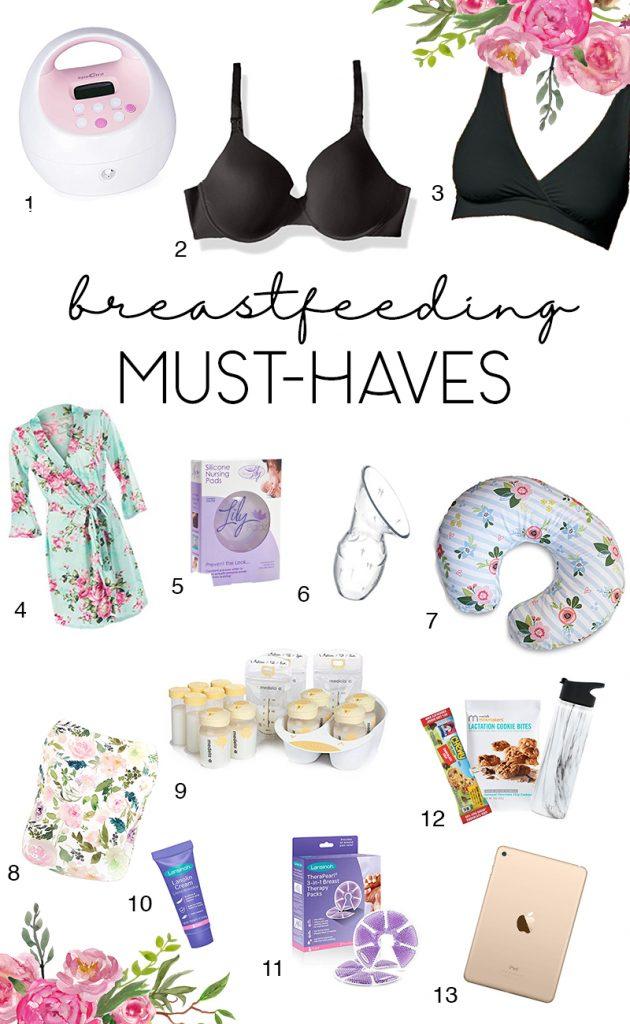 Breastfeeding Must-haves