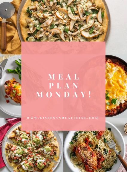 Meal Plan Monday: Feb 22-28th