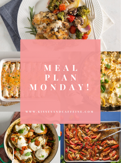 Meal Plan Monday: March 15th-21st