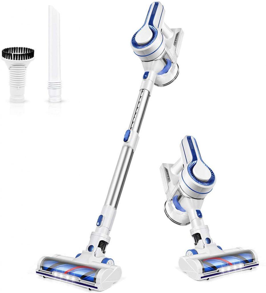 Cordless stick vacuum baby shower gift