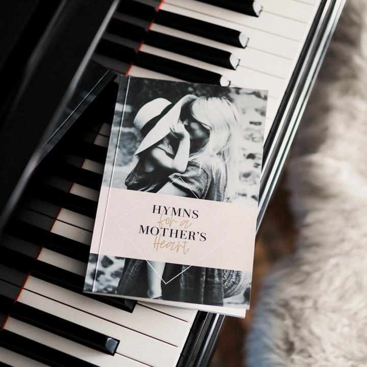 Hymns For a Mothers Heart Devotional