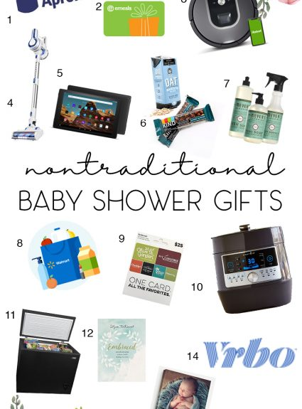 The Best Nontraditional Baby Shower Gifts