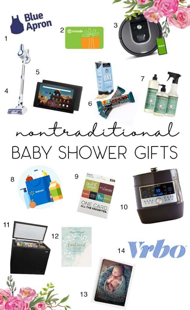 14 Unique and Practical Baby Shower Gift Ideas