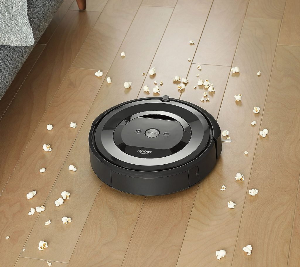 Roomba Robot Vacuum as a baby shower gift