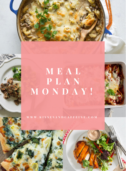 Meal Plan Monday: April 12th-18th