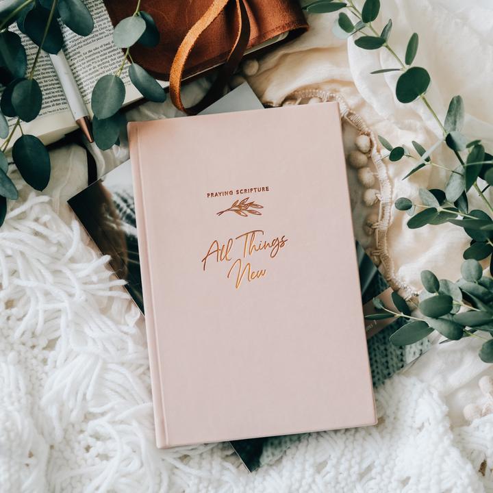 Blush Prayer Journal