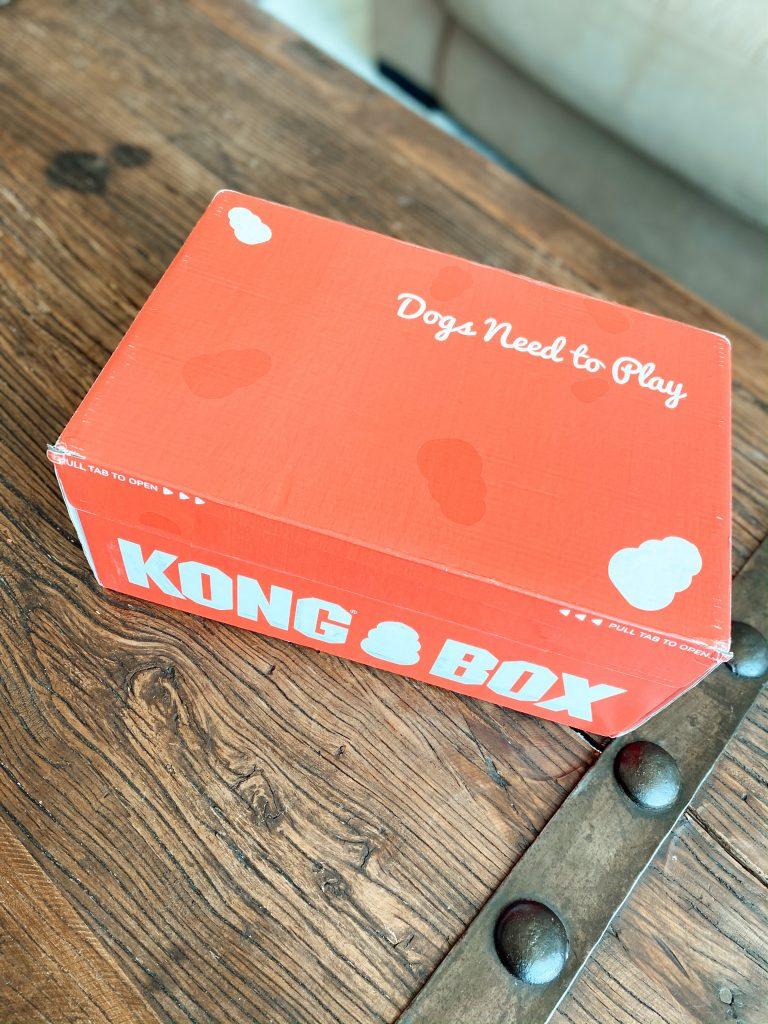 Kong Box Subscription box