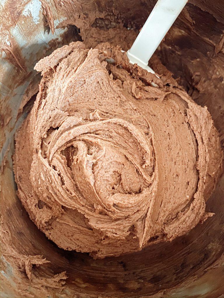 Bakery Style Chocolate Buttercream recipe