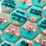 Hysterectomy sugar cookies