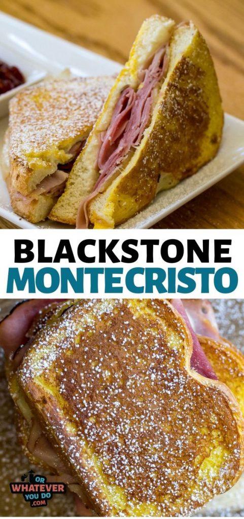 Blackstone Monte Cristo Sandwich