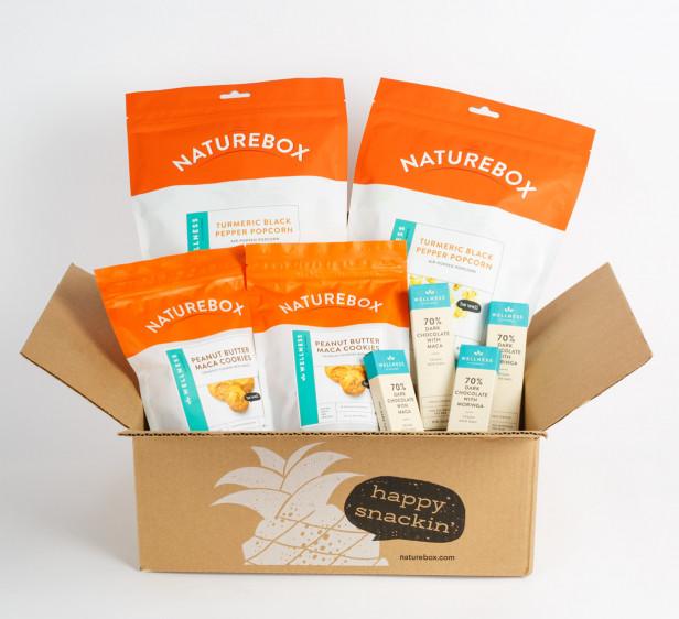 Nature Box Snack Boxes