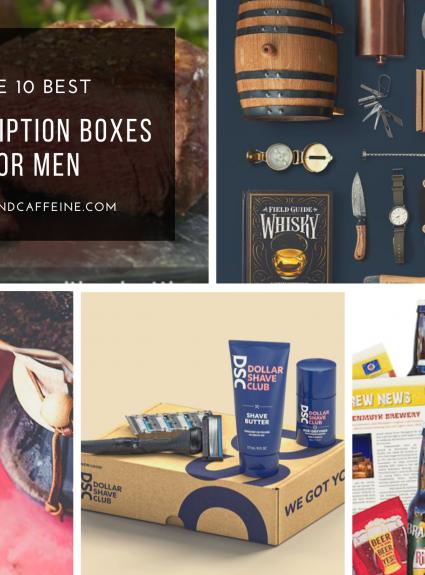 The Best Subscription Boxes for Men