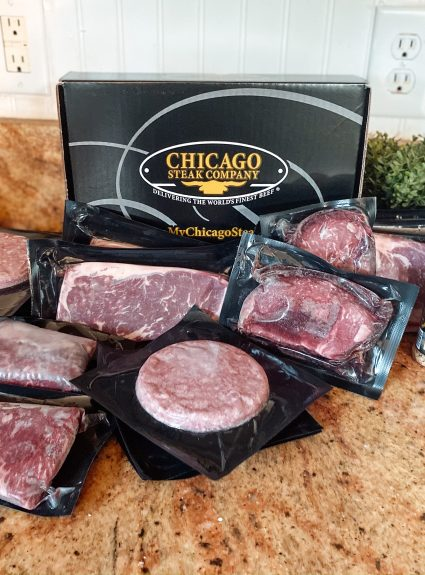 Steak Delivery? Yes, Please! A Review of Chicago Steak Company