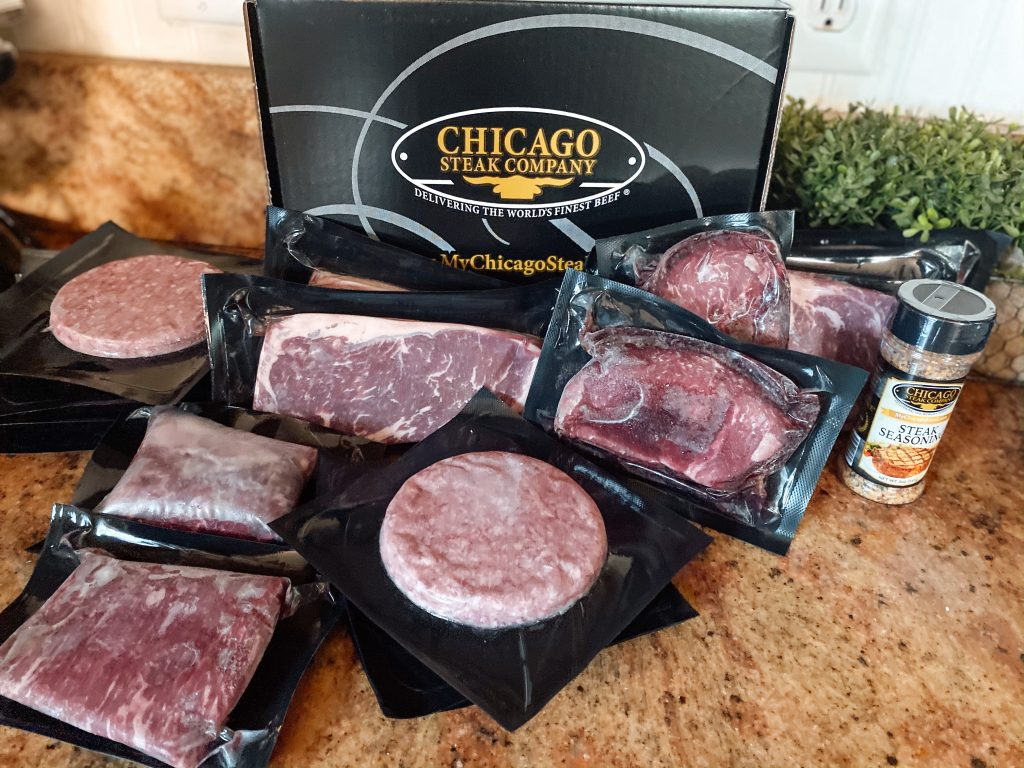 Chicago Steak Company Delivery