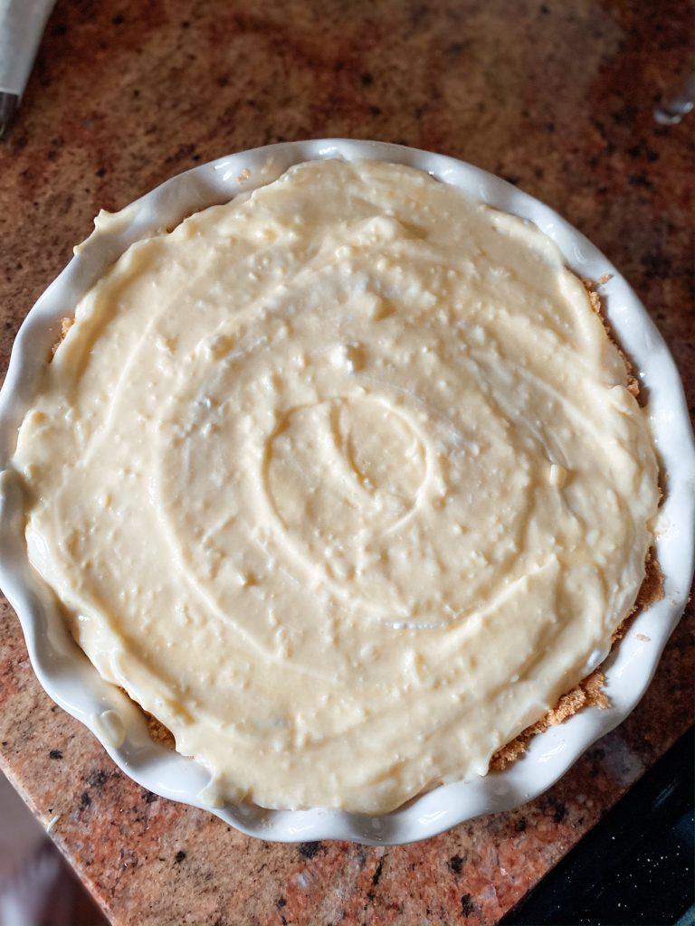 Easy Icebox Coconut Cream Pie Filling