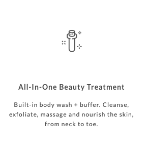 All in one beauty treatment
