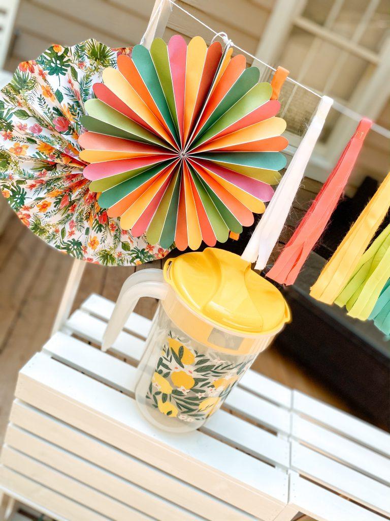 Lemonade Stand Decorations