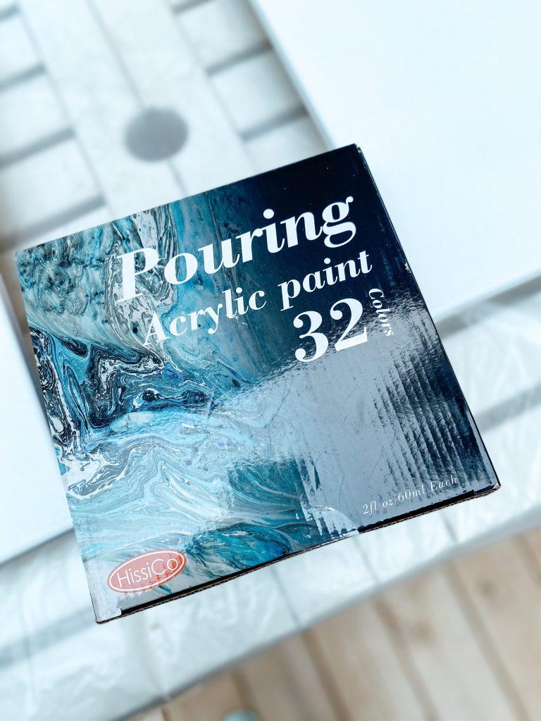 Pour Painting Kit