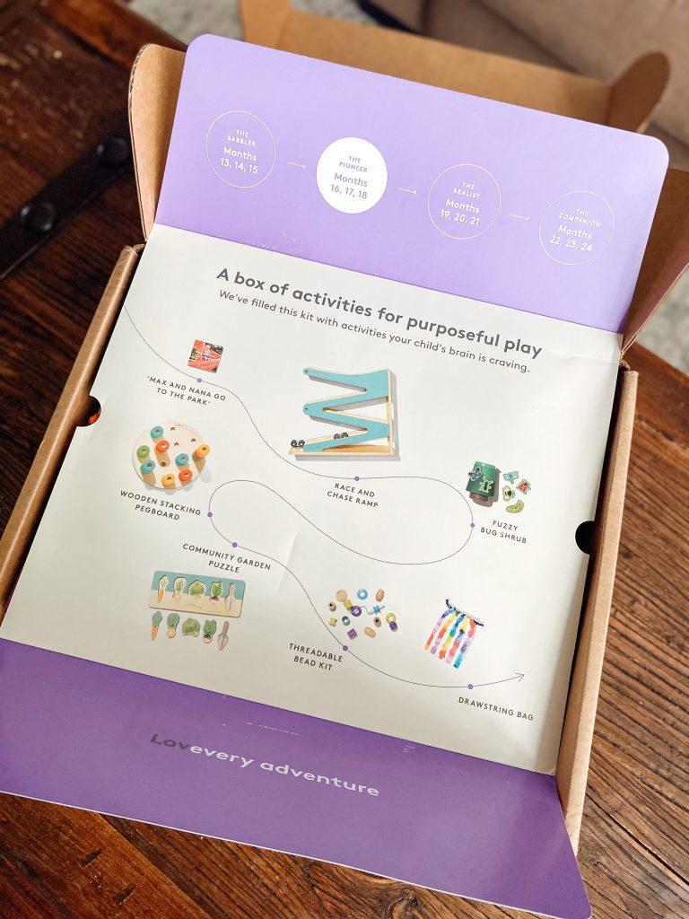 LOVEVERY Pioneer Play Kit