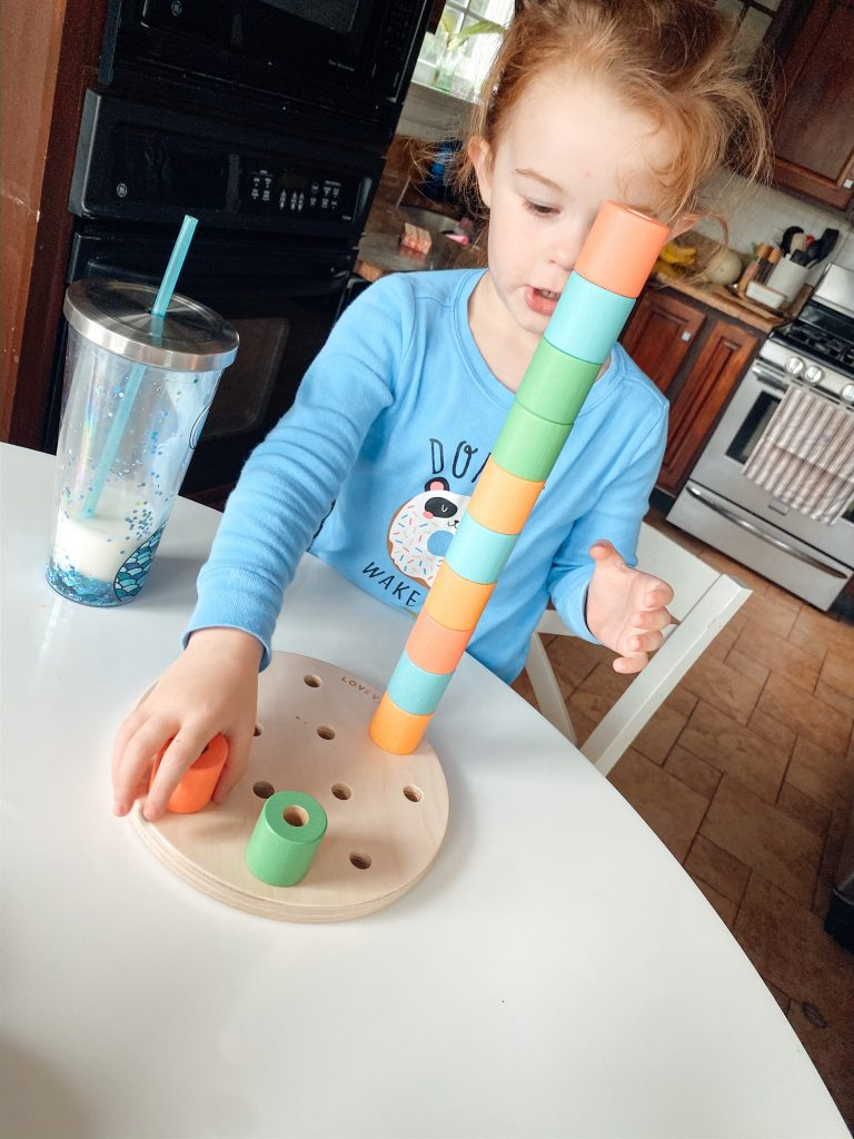 LOVEVERY Montessori Toy