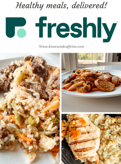Say Goodbye to Frozen Meals: A Full Freshly Review