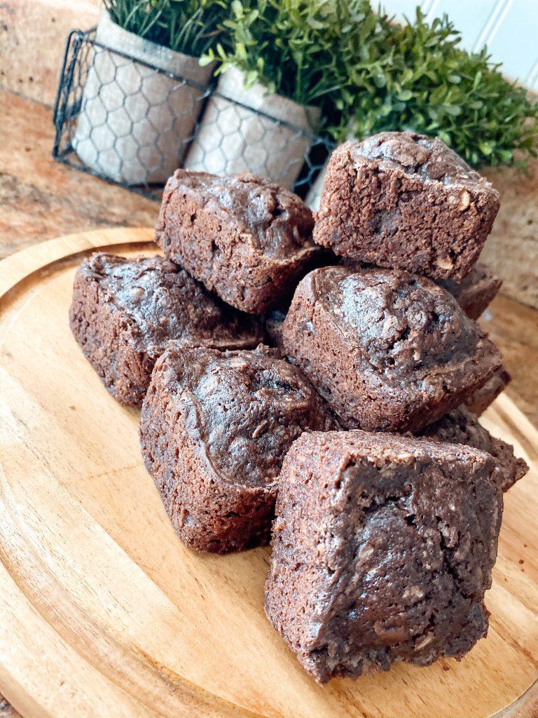 Homemade Lactation Brownies